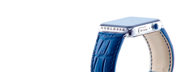 Noblesse Apple Watch 5 Sapphire Crystal